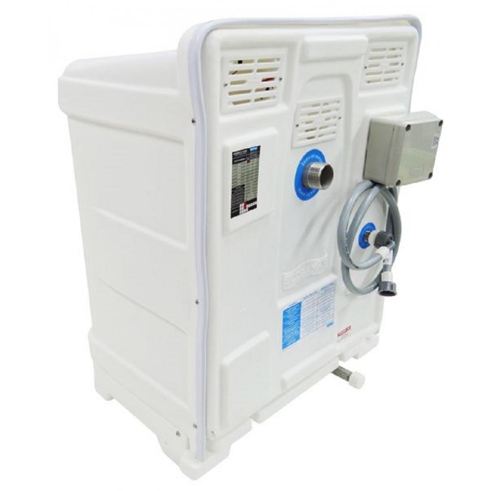 Sauna Vapor Compact Line Inox 9KW c/ Voltagem Universal Sodramar